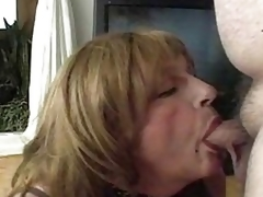 Mature Crossdresser Blowjobs