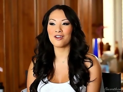 Lascivious and shameless sweetheart Asa Akira seduces her milf friend Katsumi and it seems that the things will escalate in something pretty wild and hot.