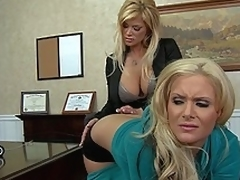 milf blonde store pupper bryster
