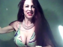 Amateur Rothaarige Fingersatz Webcam