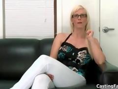 Amateur Cumshot Hardcore Blondine