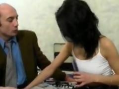 Karima fucked by a stranger