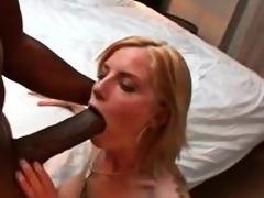Ehefrau Zuhause Schwarzen Schlampe