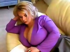 Luscious MILF Close to Huge Tits.