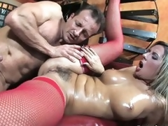 european puling milf blonde