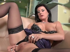 Naughty moms having intense pelasure fingering their wet vags in wild solo