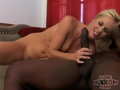 Hardcore Grosse Hahn Interracial