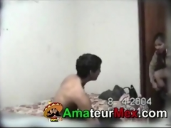 Well done Mexican Bitch  at Hotel Room