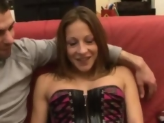 amatør handjob blowjob par