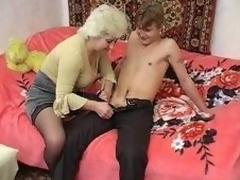 moden gamla russisk bbw