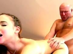 Älterer Schätzchen Grosse Titten Brüste