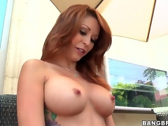 Heres a special treat for all you milf lovers - Monique Alexander is back in action and shes more hungry for a cum load than ever before! This wild mamma knows how to fuck hard!