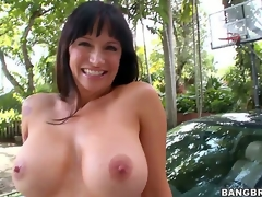 Are you willing to see one more cock loving mom go avid Angie Noir admits being a bit shy as this is her 1st time in front of the camera, but shes a natural talent!