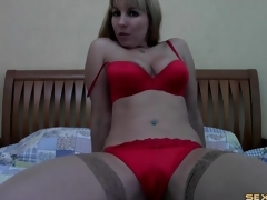 Unterwäsche Striptease Webcam