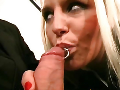 moden blonde fetish fitte
