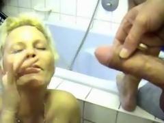 MILF Badezimmer