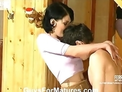 Flora&Timothy naughty mature video