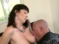 Excellent MILF slut Ally Jordan receives her fur pie fucked tremendously deep by RayVennes and his legendary gigantic dick! Have a fun the video, gentlemen! I bet youll appreciate it!