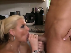 Damn sge is hot! Phoenix Marie - gorgeous and fucking ultra famous blonde with large titties and amazing long legs want ta acquire fucking large dose of anal fuck right now and right here!