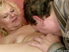 Amateur MILF Älterer Mama