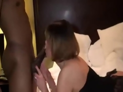 amatør moden anal interracial