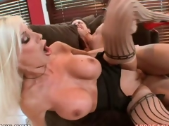 Puma Swede gets her cookie pumped