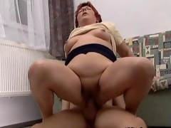 Nasty of age slut gets fucked real hard