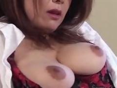 Älterer Brüste Asiatisch Tits