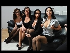 Keiran is hard crammed to find a fresh assistant...especially after all 4 applicants prove themselves to be equally qualified.  The only thing to do is to invite Ava, Francesca, Vanilla and Veronica to one last group interview where each one can prove that they have the superlatively priceless assets for the open position!