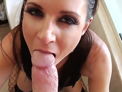 Mark Wood needed some boosting for his mojo and sexy milf India Summer is the best candidate