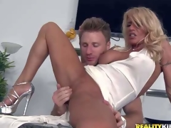 amatør milf mamma blonde