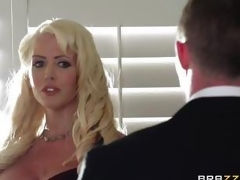 Cheating MILF Alura Jensen steals her daughters man