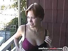 milf barmfager ass utendørs