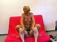 hardcore moden blonde blowjob