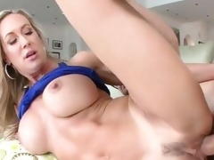 Milf Brandi Love can't live without getting her snatch pulverized